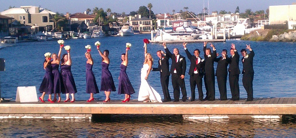 Wedding at Harbor