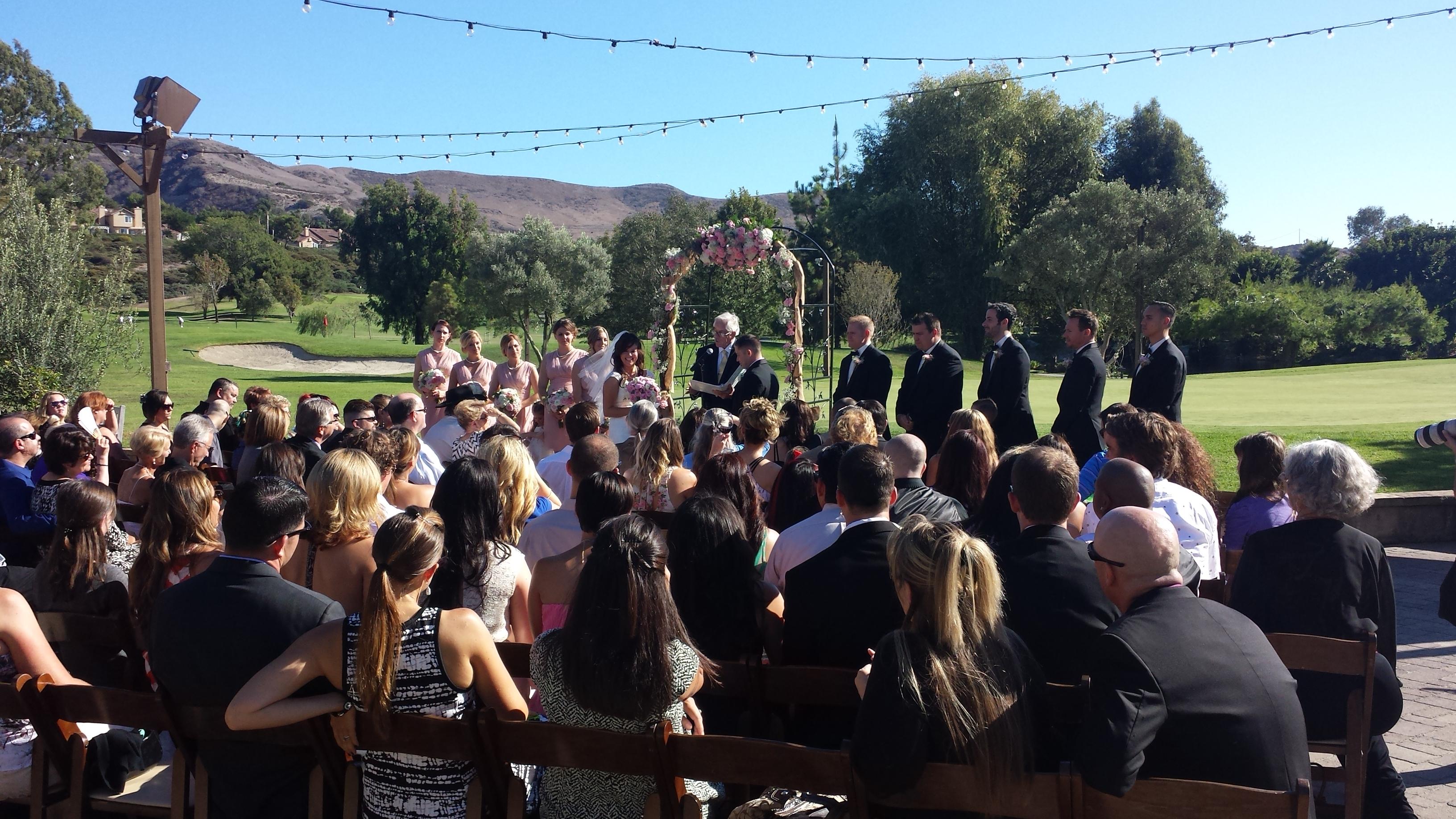 Coleman-Ceremony