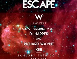 Richard Wayne-Hollywood DJ set